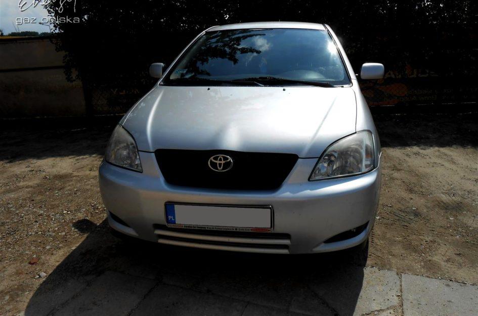 Toyota Corolla 1.6 2003r LPG