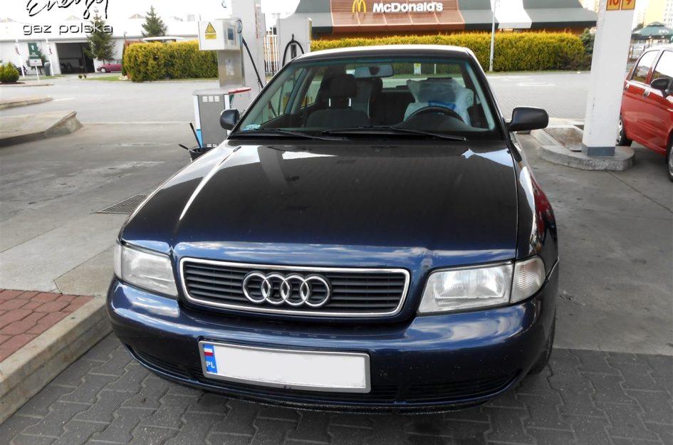 Audi A4 1.8T 1996r LPG