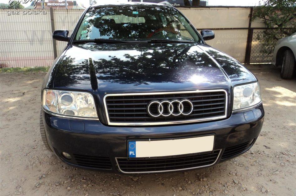 Audi A6 2.0 2004r LPG