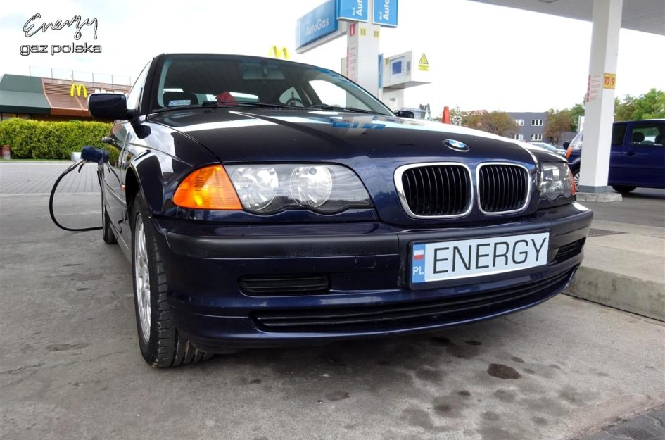 BMW 318 1.8 1998r LPG