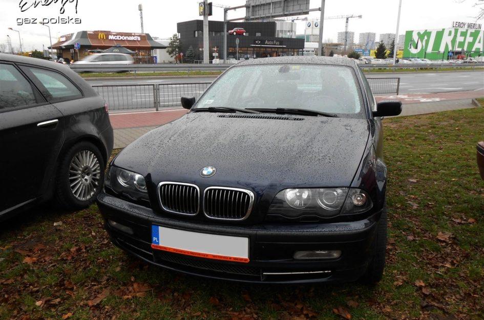 BMW 330 3.0 2000r LPG