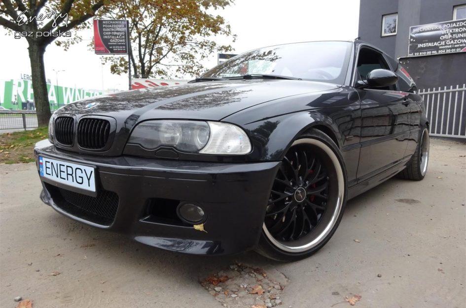 BMW 328 2.8 1999r LPG
