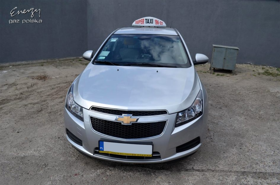 Chevrolet Cruze 1.6 2011r LPG