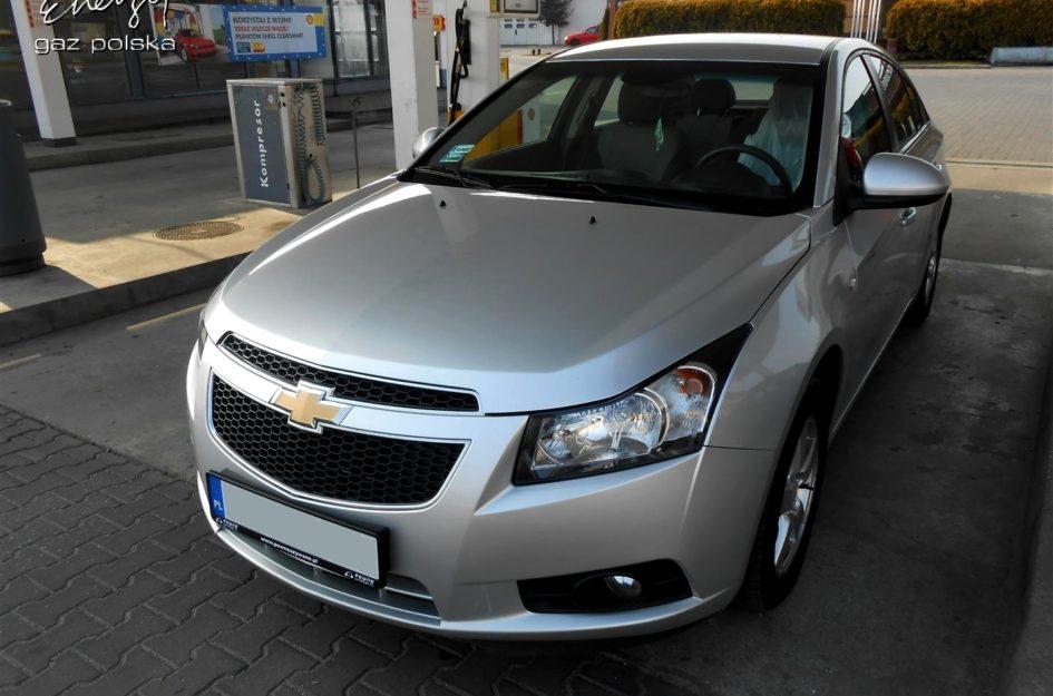 Chevrolet Cruze 1.8 2010r LPG