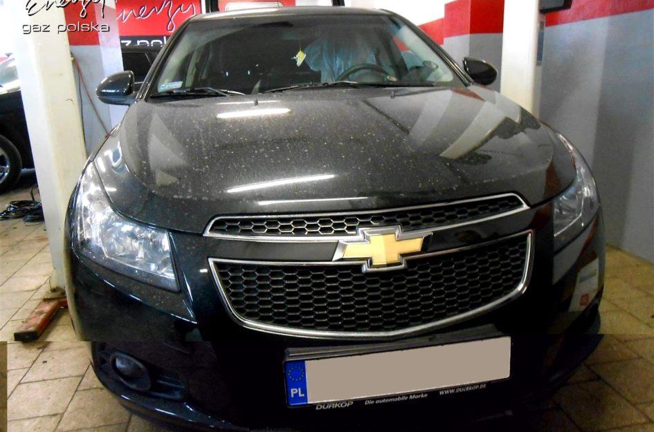 Chevrolet Cruze 1.8 2011r LPG