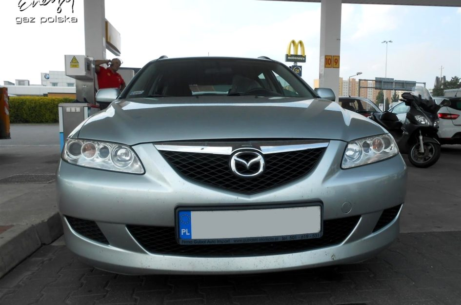 Mazda 6 1.8 2005r LPG