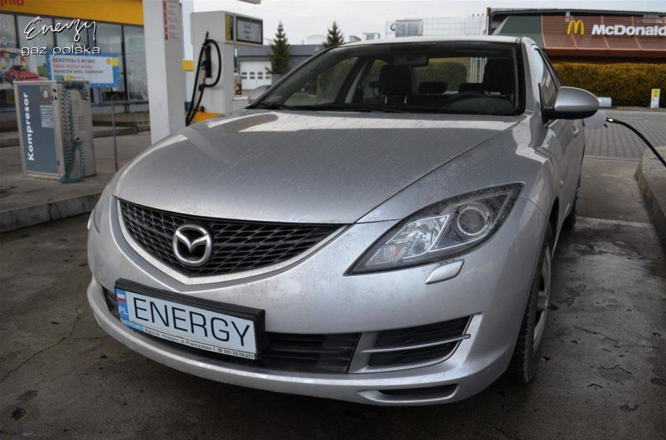 Mazda 6 1.8 2008r LPG