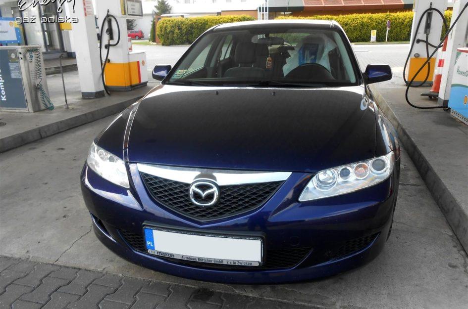 Mazda 6 2.0 2002r LPG