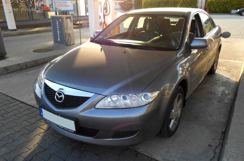 Mazda 6 2.0 2003r LPG