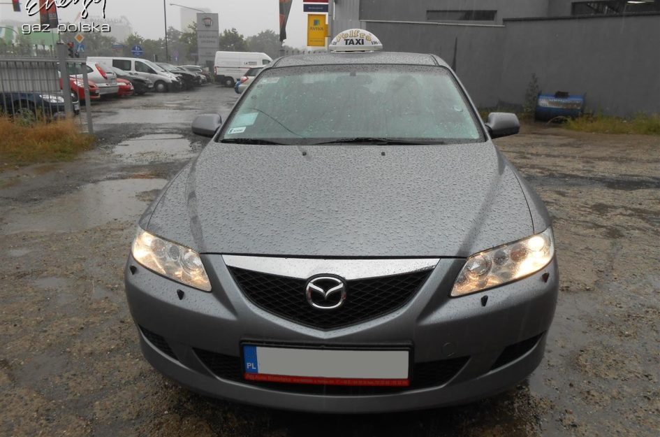 Mazda 6 2.0 2005r LPG