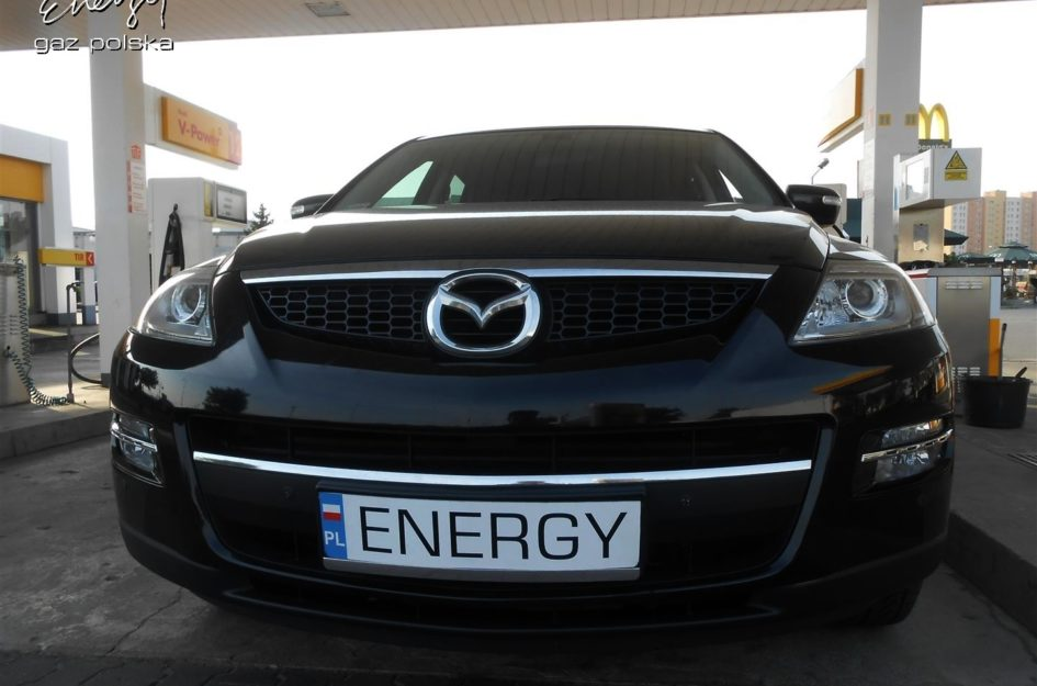 Mazda CX-9 3.7 V6 2010r LPG