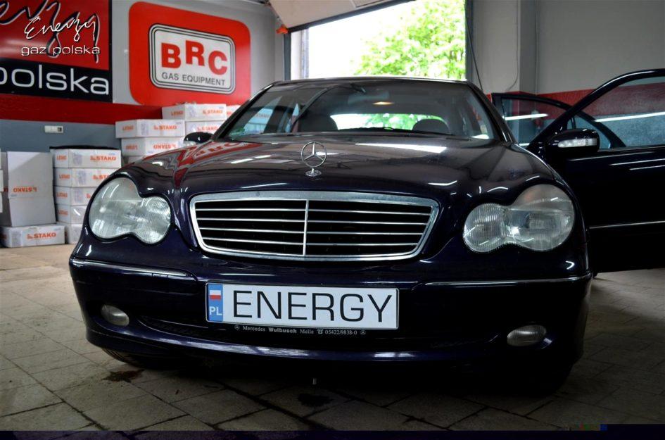 Mercedes C Klasa 2.0 2000r LPG
