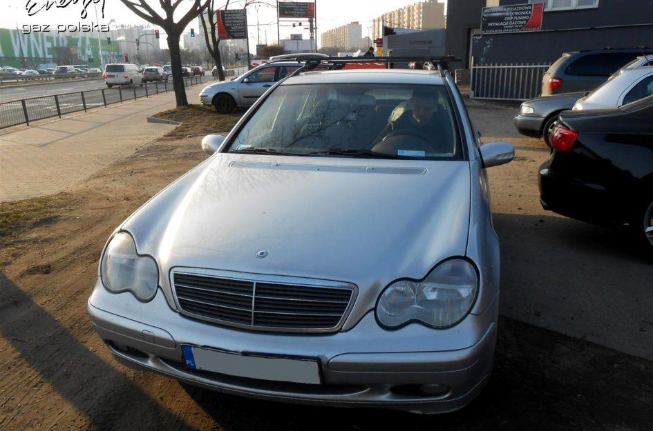 Mercedes C Klasa 2.0 2002r LPG