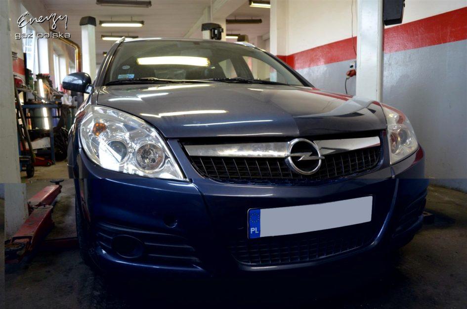 Opel Vectra 1.8 2006r LPG
