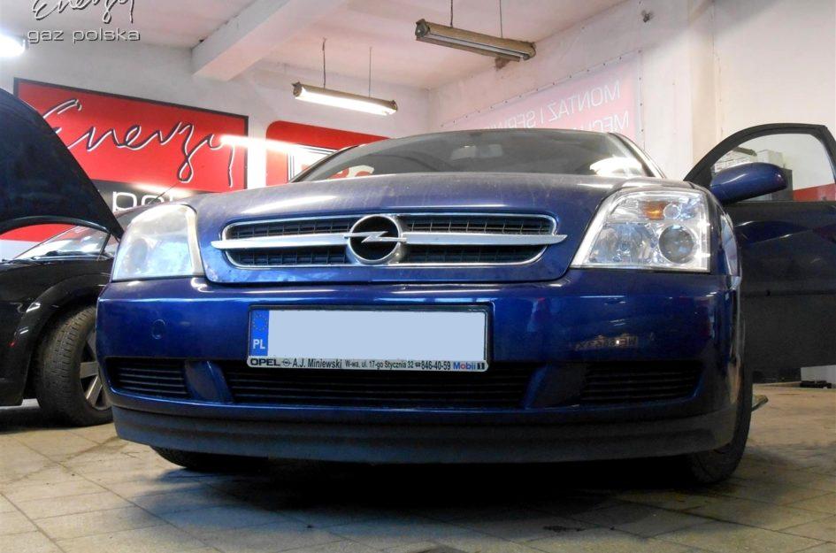 Opel Vectra 1.8 2004r LPG
