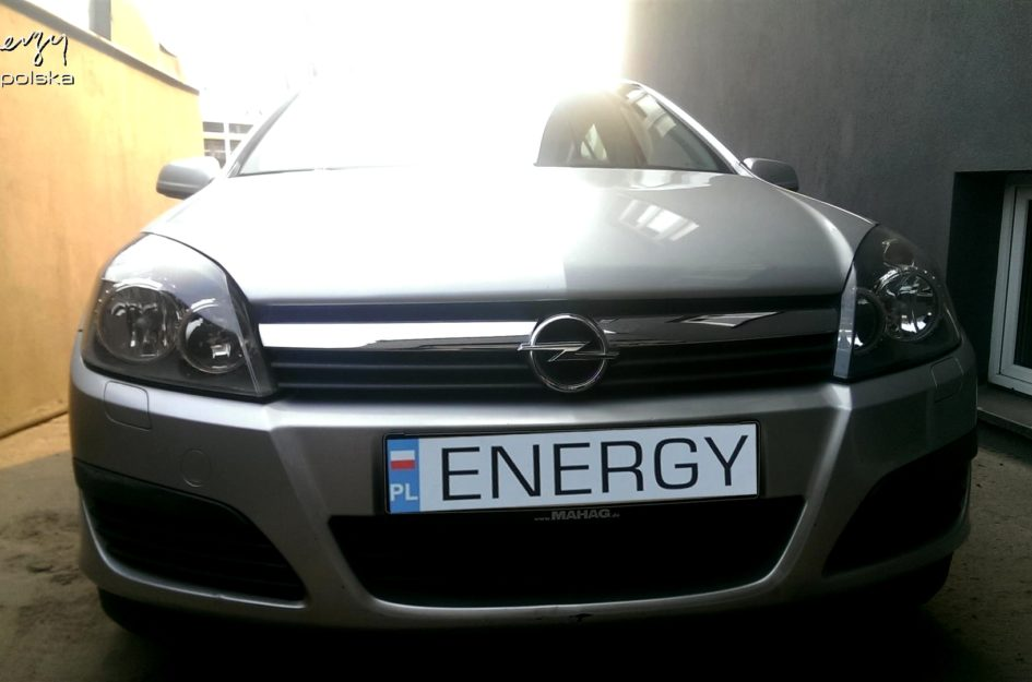 Opel Astra 1.8 2005r LPG