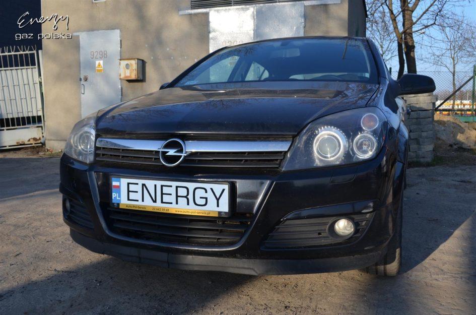 Opel Astra 1.8 2004r LPG