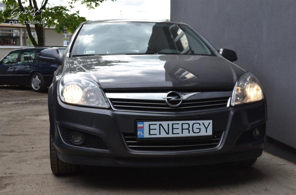 Opel Astra 1.6 2009r LPG