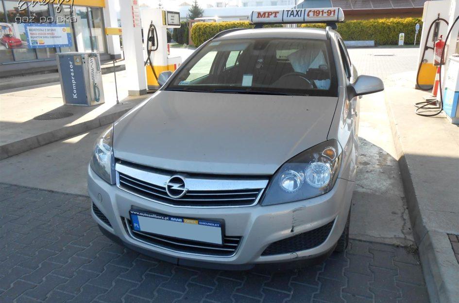 Opel Astra 1.6 2010r LPG