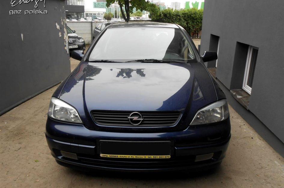 Opel Astra 1.6 1998r LPG