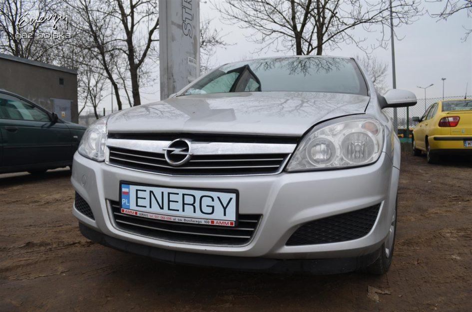 Opel Astra 1.6 2007r LPG