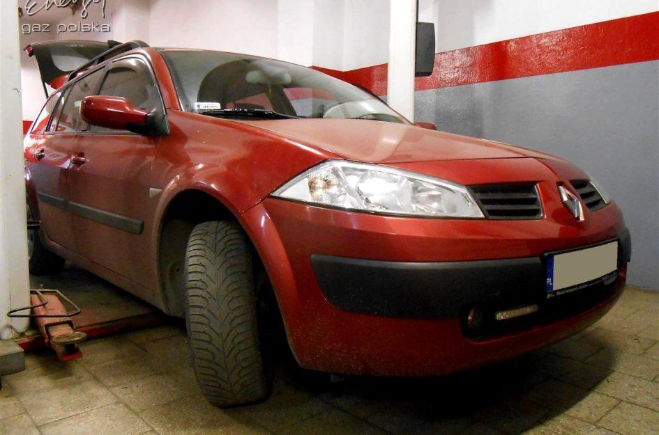 Renault Megane 1.6 2004r LPG
