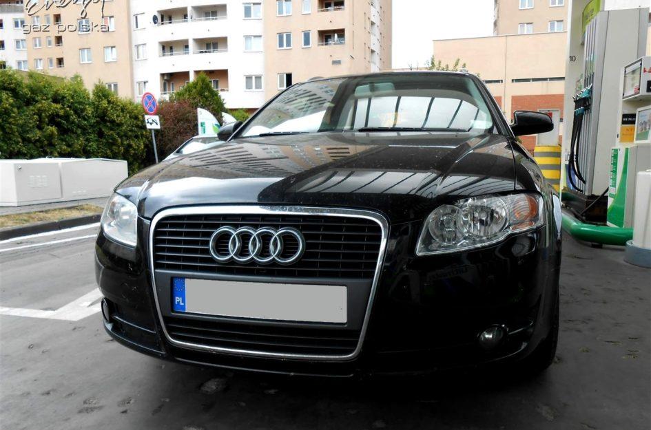 Audi A4 1.8T 2006r LPG