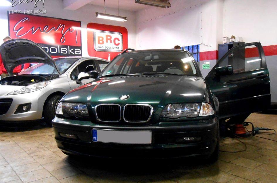 BMW 318 1.8 1999r LPG
