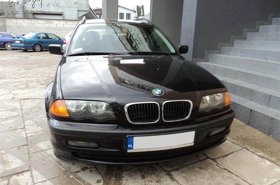 BMW 318 1.9 2000r LPG