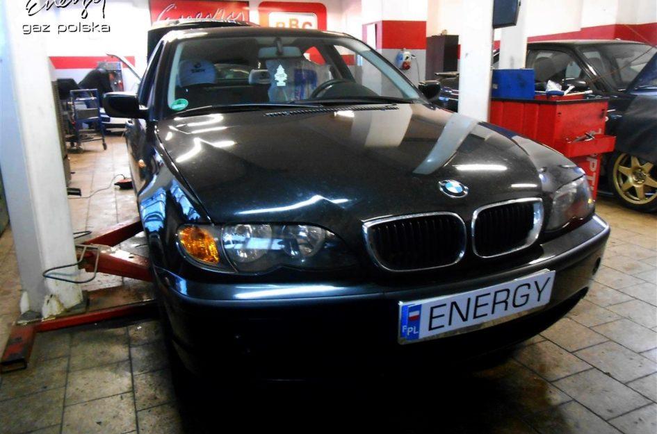 BMW 318i 1.8 2002r LPG