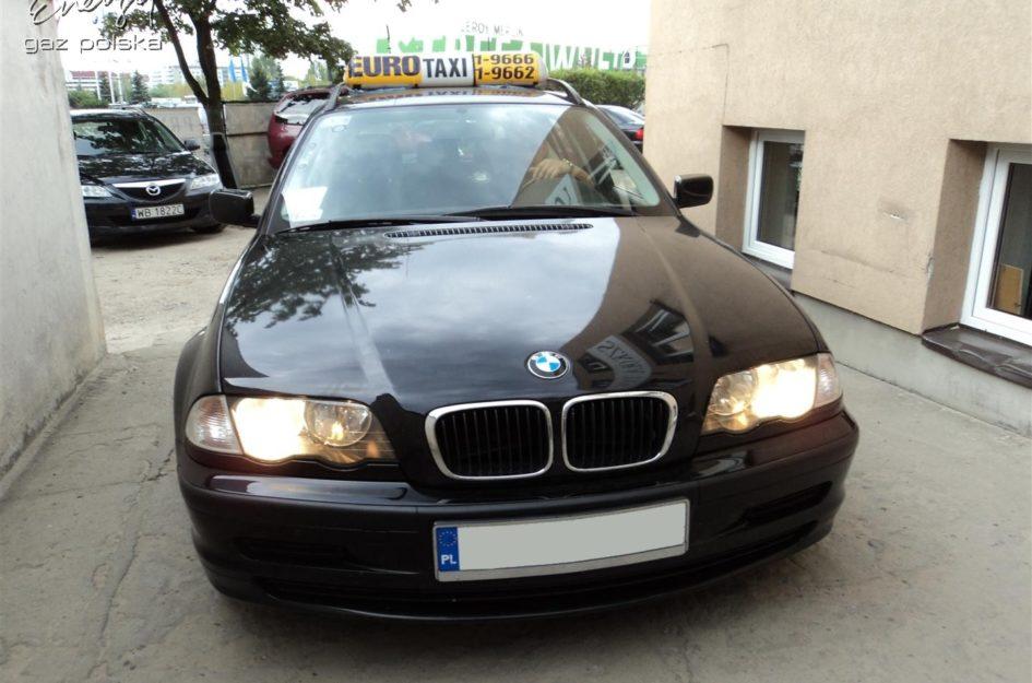 BMW 318i 1.9 2001r LPG