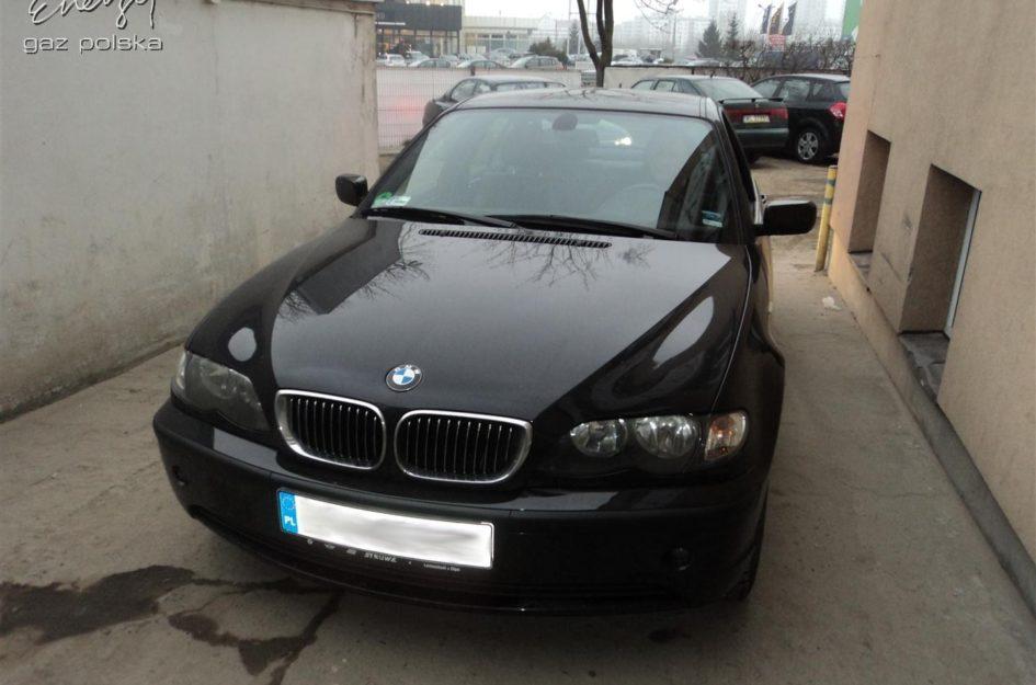 BMW 318i 2003r LPG