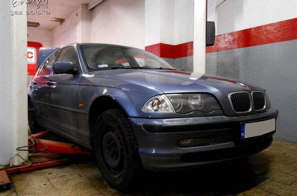 BMW 320 2.0 1999r LPG