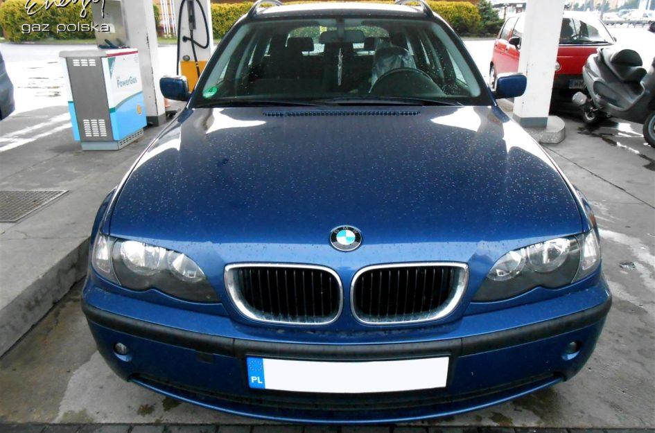 BMW 320 2.0 2003r LPG