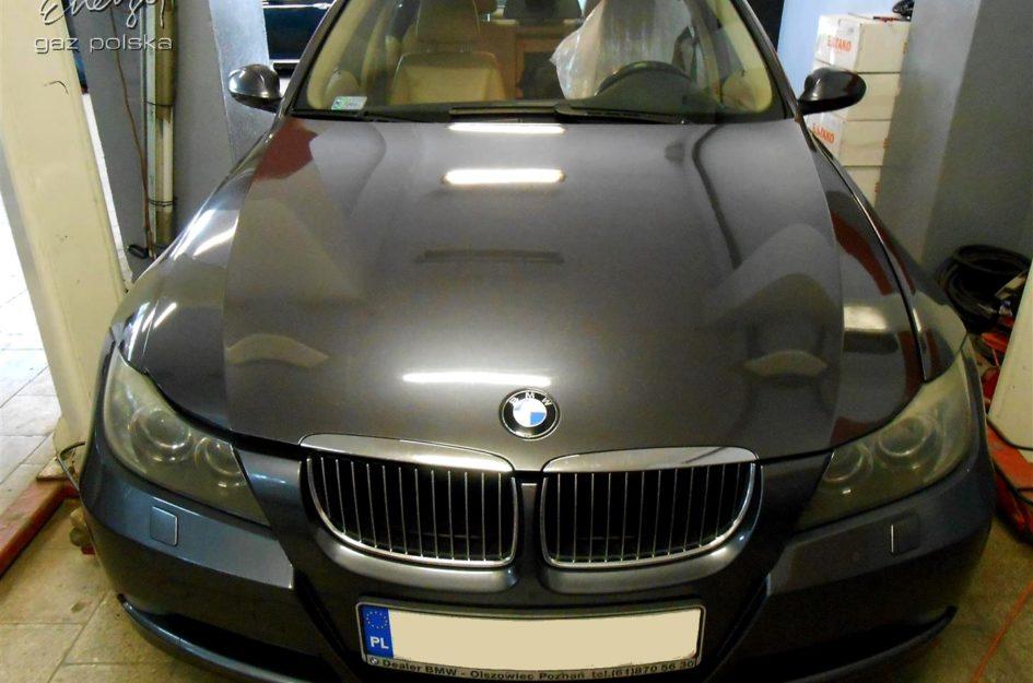BMW 325 2.5 2006r LPG