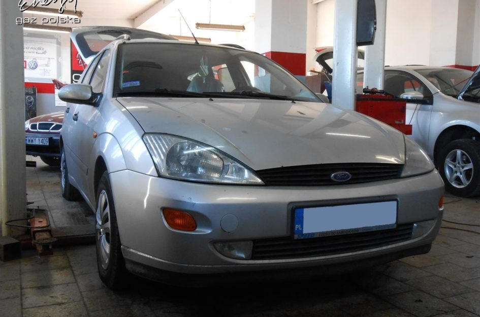 Ford Focus 1.6 2000r LPG