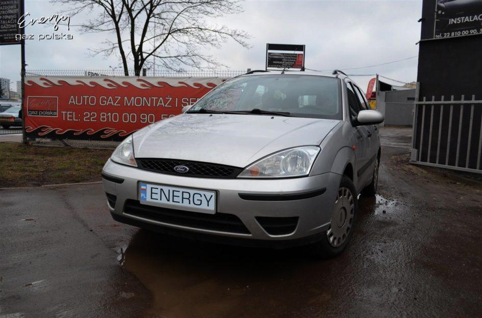 Ford Focus 1.6 2003r LPG