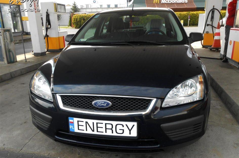 Ford Focus 1.6 2005r LPG