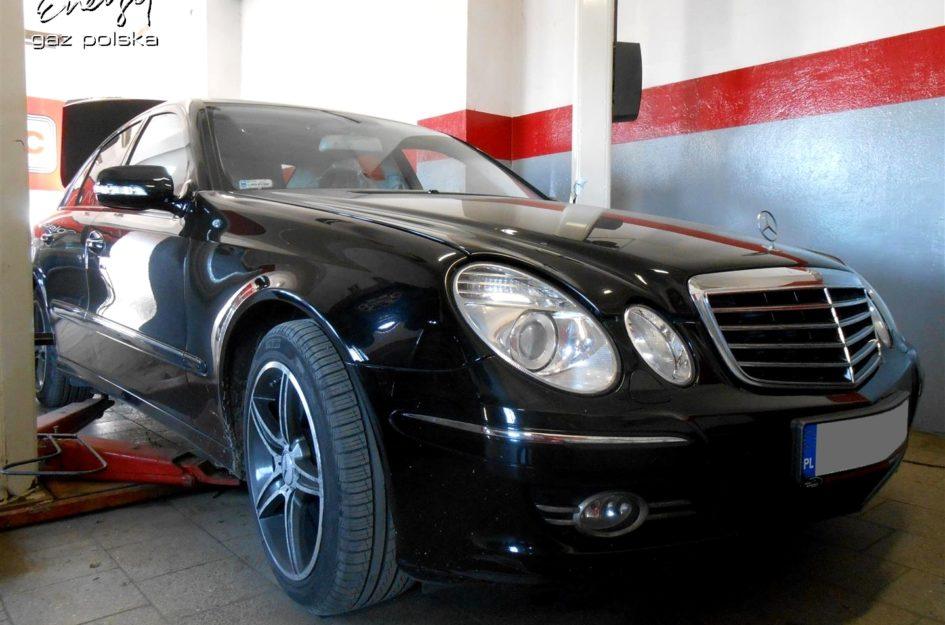 Mercedes E-Klasa 1.8 2008r LPG
