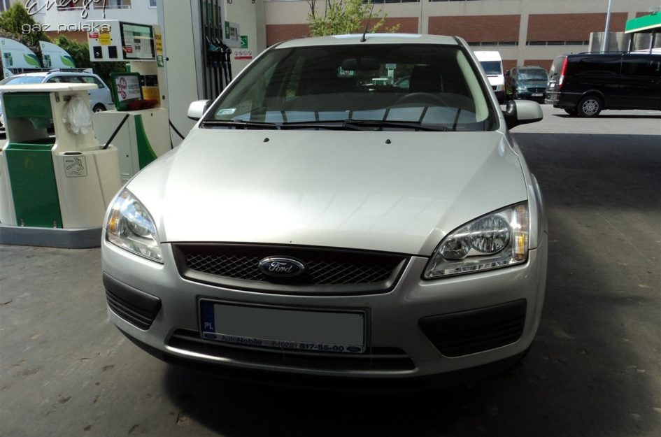 Ford Focus 1.6 2007r LPG
