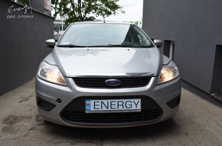 Ford Focus 1.6 2010r LPG