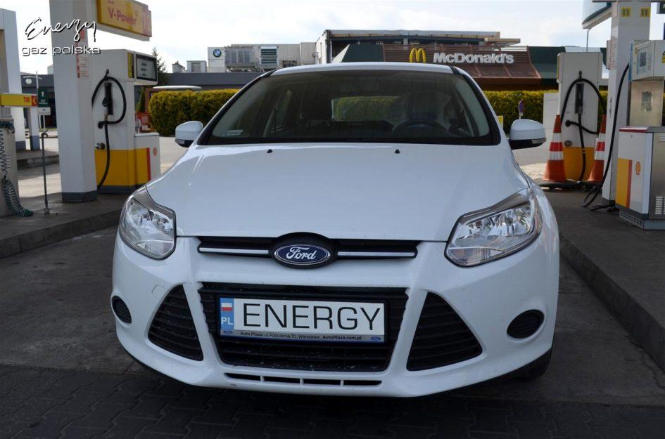 Ford Focus 1.6 2014r LPG