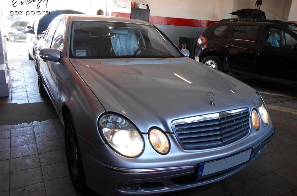 Mercedes E-Klasa 3.5 V6 2006r LPG