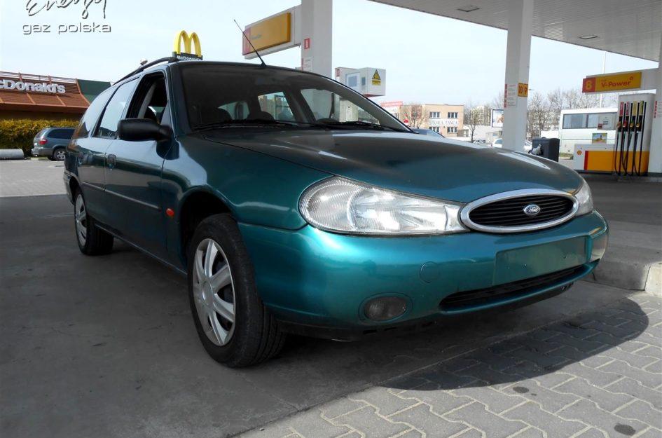 Ford Mondeo 1.8 1998r LPG