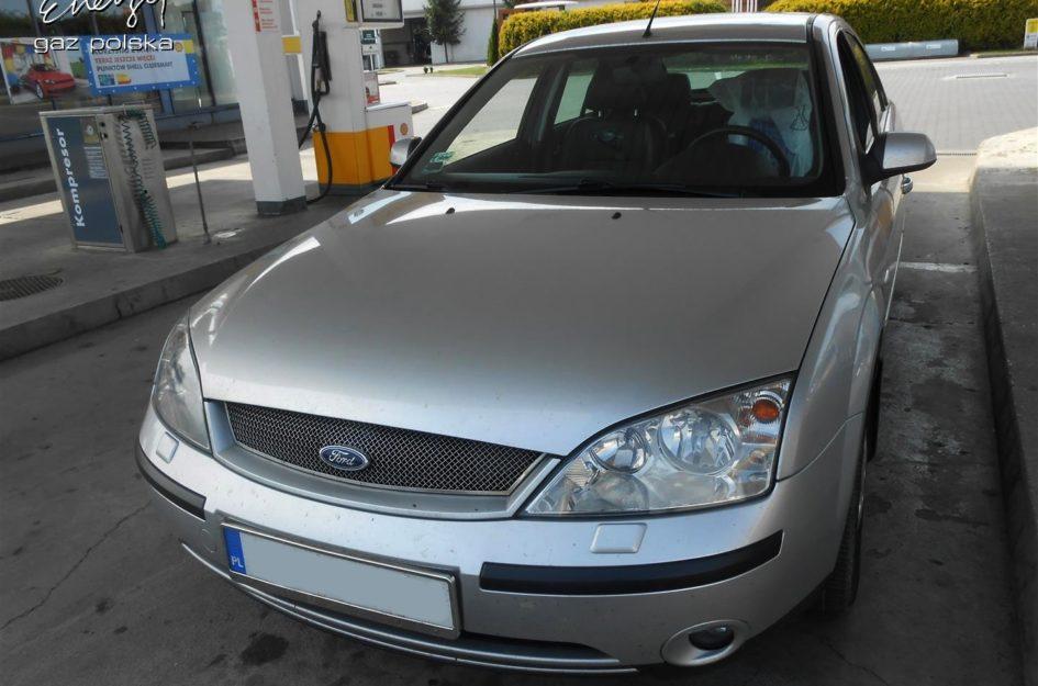 Ford Mondeo 1.8 2002r LPG
