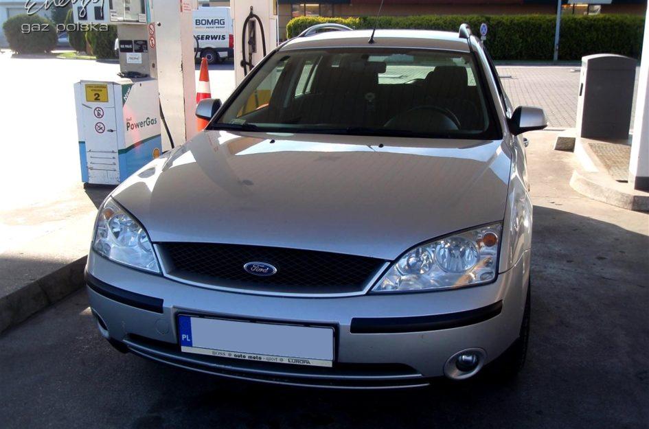 Ford Mondeo 1.8 2003r LPG