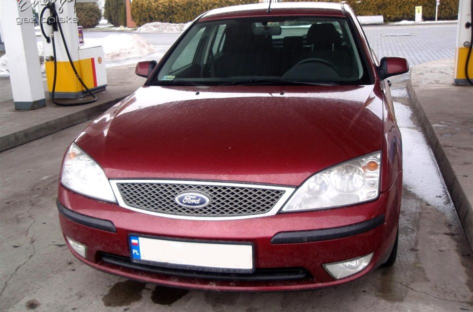 Ford Mondeo 1.8 2004r LPG