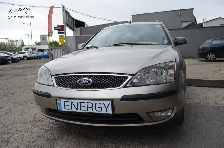 Ford Mondeo 1.8 2005r LPG