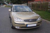 Ford Mondeo 1.8 2006r LPG