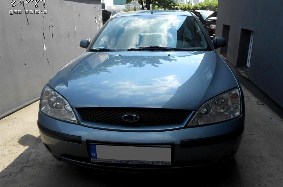 Ford Mondeo 2.0 2001r LPG